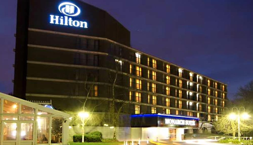 The Hilton Metropole NEC Birmingham management training venue