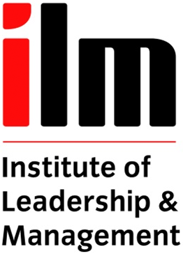 ILM logo black and red