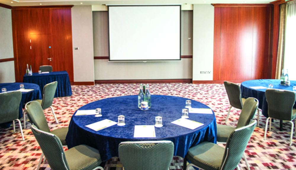 Management training conference room in Leeds venue