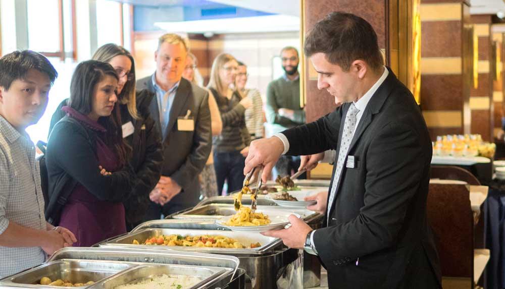Management Training Delegates at Grange Hotel Restaurant London