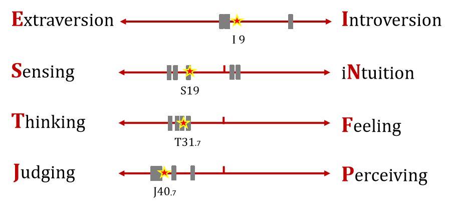 Impellus Myers Briggs Team Assessment (MBTI)