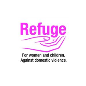 Refuge case study logo