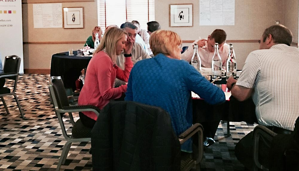 Councils improve management training and reduce costs