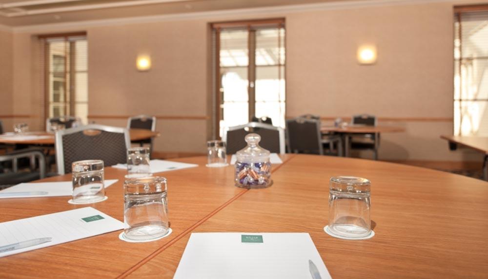 Management training meeting room in Leeds venue