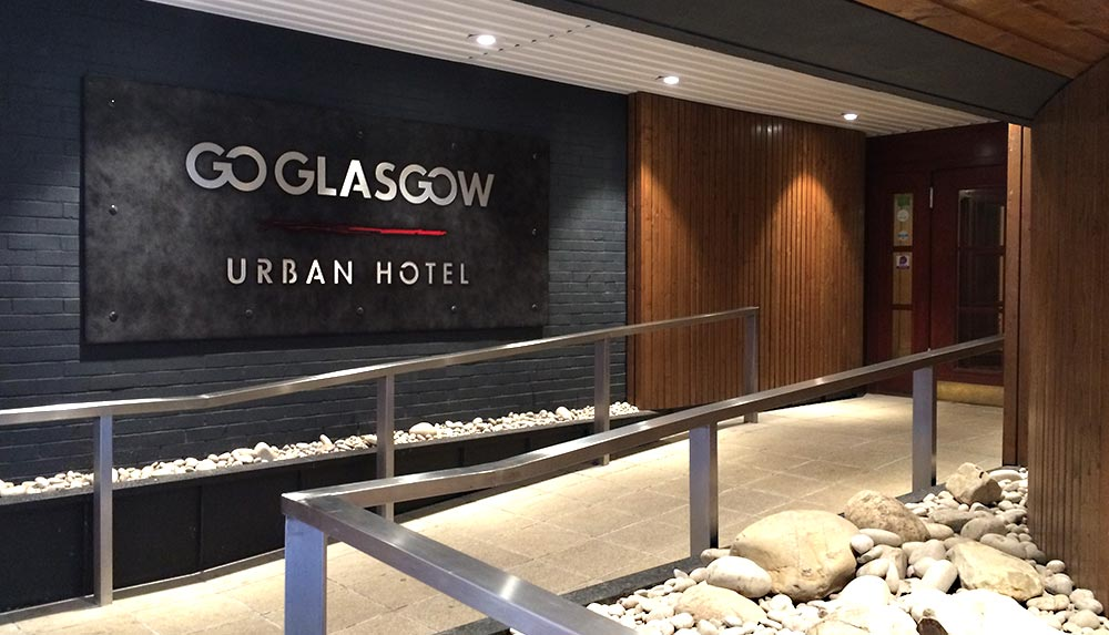 Go glasgow urban hotel: management courses in glasgow
