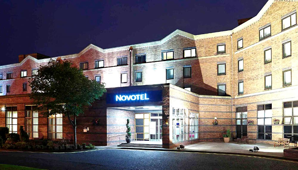 Novotel Newcastle Airport Impellus training facility