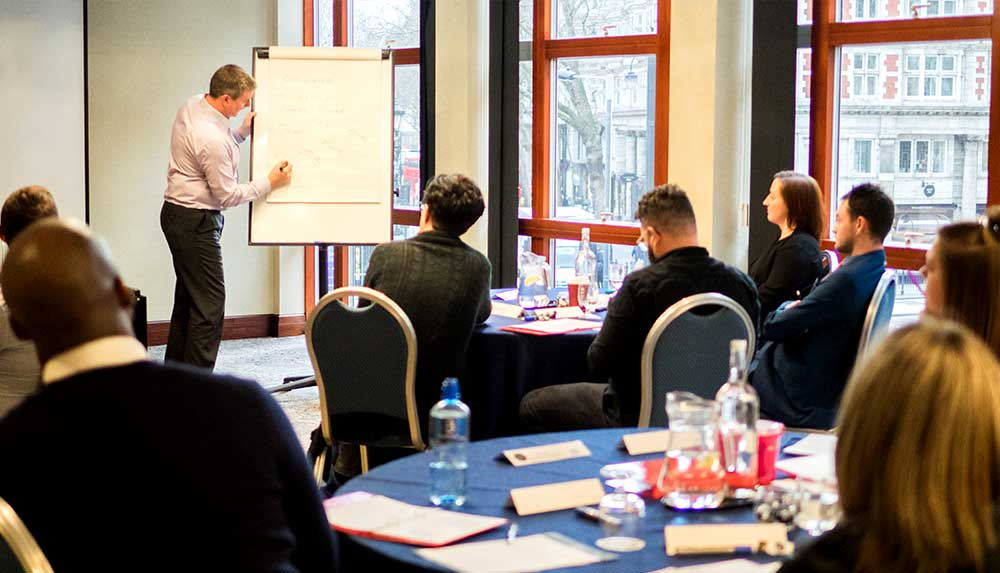 Impellus Management Training Facility London